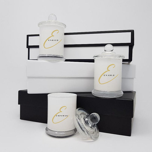 Enrich.  Enable.  Empower  Collection – Trilogy Gift Set