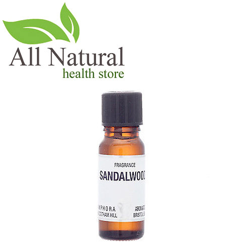 AROMATICS SANDALWOOD FRAGRANCE OIL 10ml