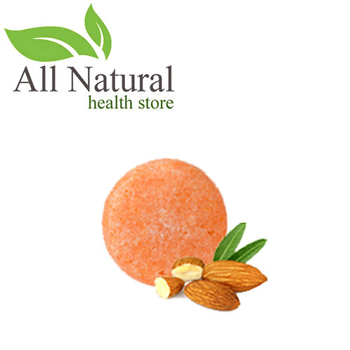 AMPHORA AROMATICS ALMOND SHAMPOO BAR  50g