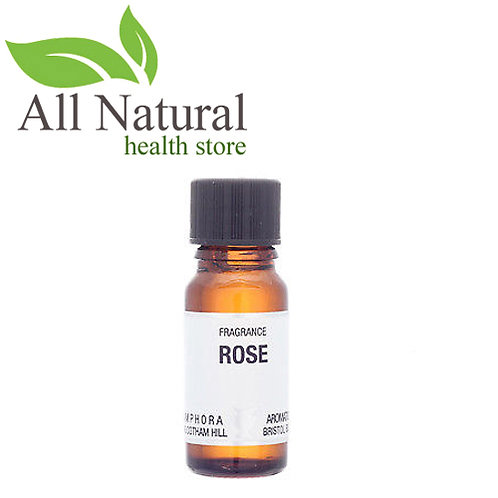 AROMATICS ROSE FRAGRANCE OIL 10ml