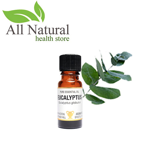 AMPHORA AROMATICS EUCALYPTUS ESSENTIAL OIL 10ml