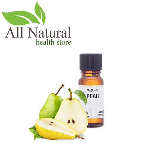 AMPHORA AROMATICS PEAR FRAGRANCE OIL 10ml