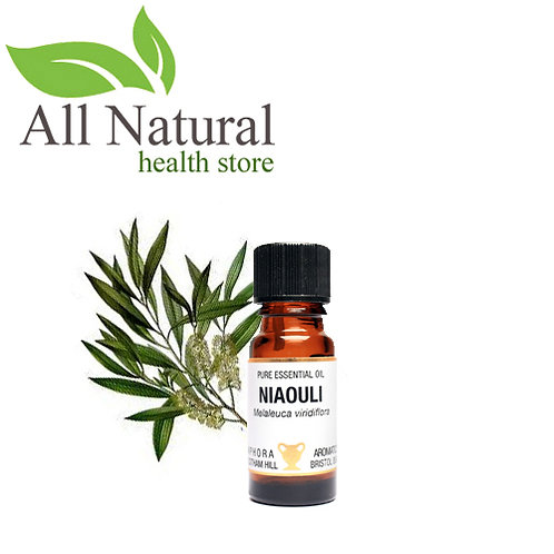 AMPHORA AROMATICS NIAOULI LIGHT  ESSENTIAL OIL 10ml