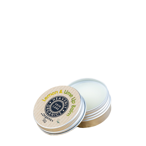 Heavenly Organic Lemon & Lime Lip Balm