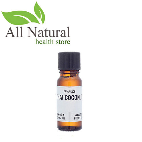 AMPHORA AROMATICS THAI COCONUT FRAGRANCE OIL 10ml