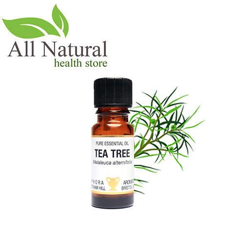 AMPHORA AROMATICS TEA TREE ESSENTIAL OIL 10ml
