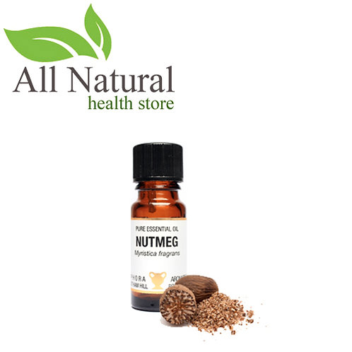 AMPHORA AROMATICS NUTMEG ESSENTIAL OIL 10ml