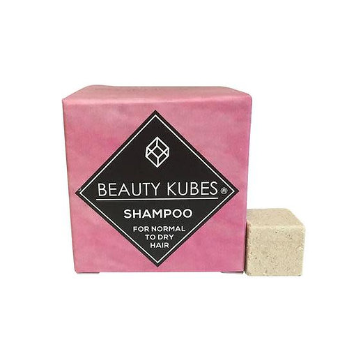 Beauty Kubes Shampoo for Normal and Dry Hair