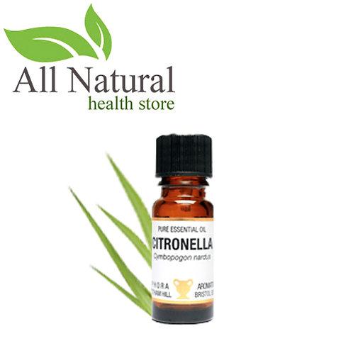 AMPHORA AROMATICS CITRONELLA ESSENTIAL OIL 10ml