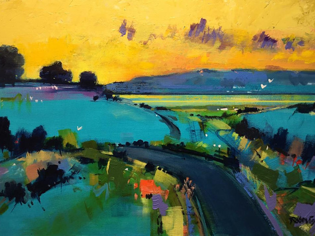 THE LONG AND WINDING ROAD by KEN ROBERTS