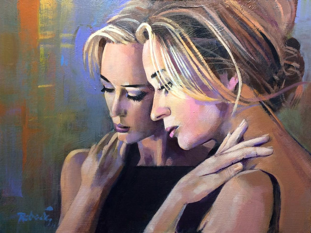 REFLECTIONS (Emily Blunt) by KEN ROBERTS