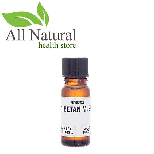 AROMATICS TIBETAN MUSK FRAGRANCE OIL 10ml