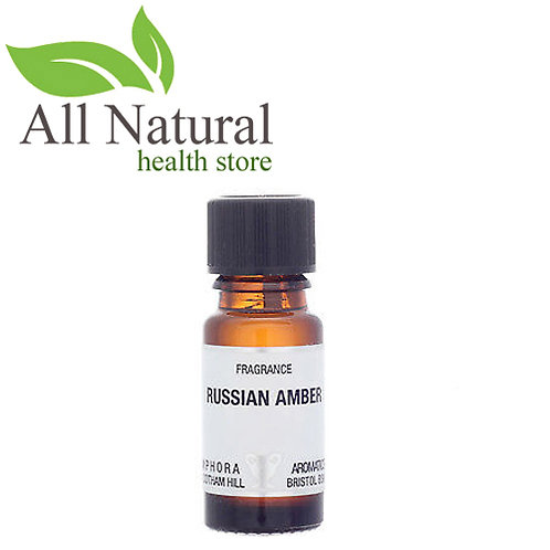 AROMATICS RUSSIAN AMBER FRAGRANCE OIL 10ml