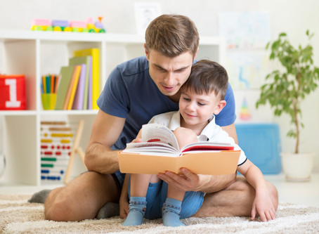 The Positive Impact of Reading to a Child