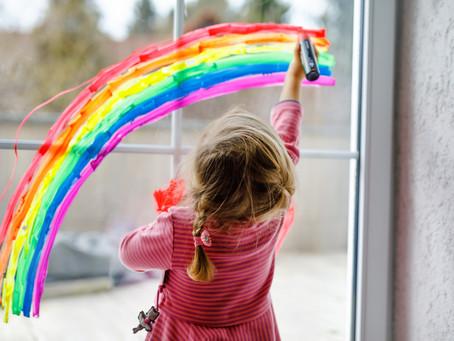 20 Activities for Young Children during Lockdown