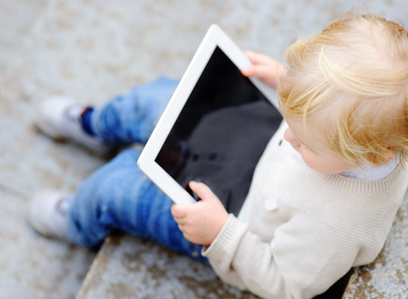 Screen time for children: how much and how safe?