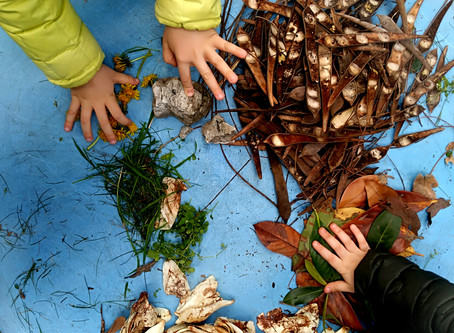 Why We Love Loose Parts Play at Toddlers Inn!