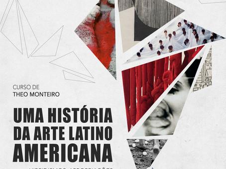 Inscrições abertas para o curso de História da Arte na América Latina.
