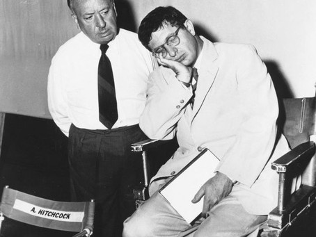 Alfred Hitchcock e as músicas de Bernard Herrmann