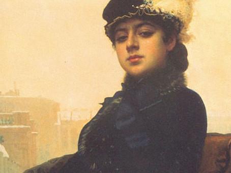 A misoginia na obra de Tolstói.