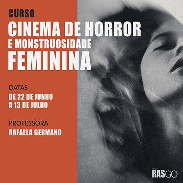 Curso de Cinema de Horror e Monstruosidade Feminina