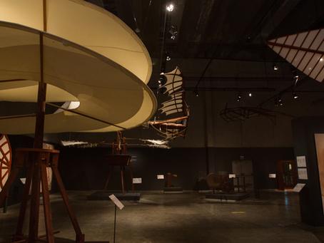 Leonardo Davinci - 500 anos de um gênio: Últimos dias para ver a exposição