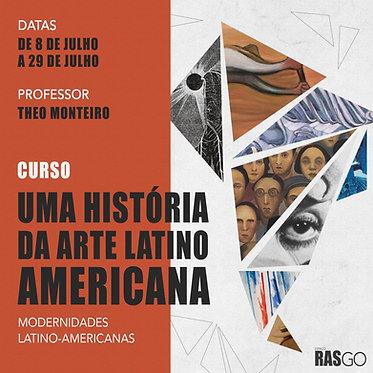 Curso História da Arte Latino-Americana