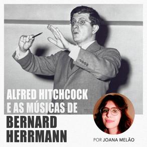 bernard herrmman-alfred hitchcock-trilha