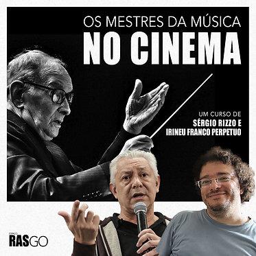 Curso Mestres da Música no Cinema