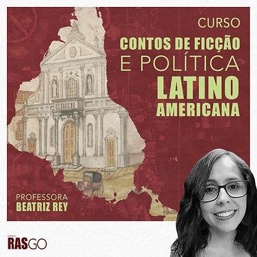 Curso Contos de Ficção e Política Latino-Americana