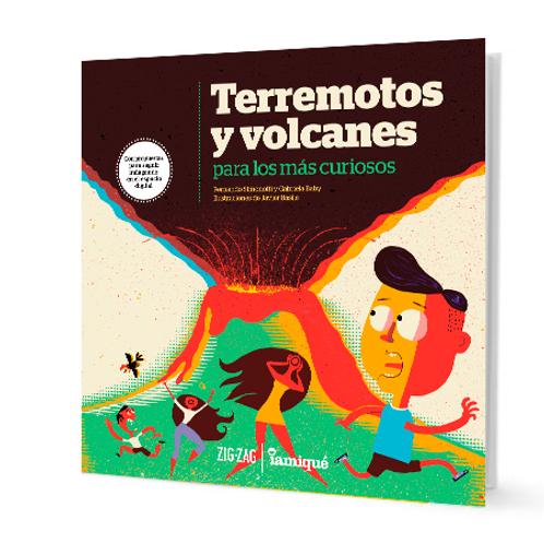 TERREMOTOS Y VOLCANES PARA LOS CURIOSOS