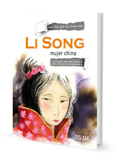 Li Song. Mujer China