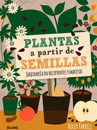 Kit jardinería y botánica 2° ciclo básico y ed. media