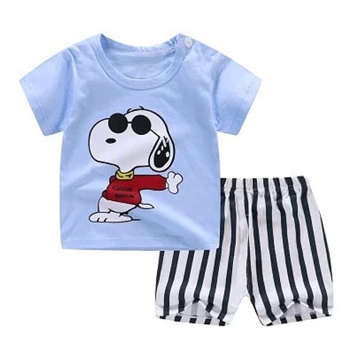 Conjunto Snoopy