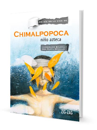 CHIMALPOPOCA NIÑO AZTECA
