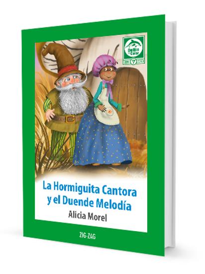 LA HORMIGUITA CANTORA Y EL DUENDE MELODÍA