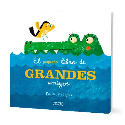 El pequeño libro de grandes amigos