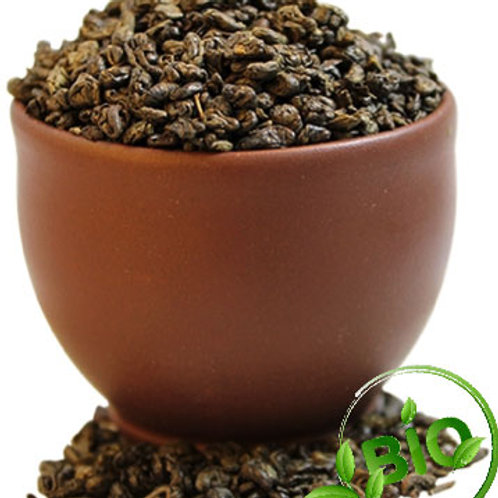 Thé vert de Chine - Gunpowder formosa -100 gr
