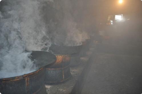 Thé noir Chine - Tarry Lapsang Souchong - 100 gr