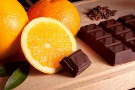 Thé noir de Chine - Pu Erh Orange-choco - 100 g