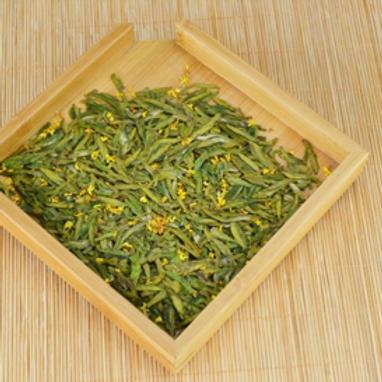 Thé vert - Gui Hua Longjing Osthmantus - 100 g