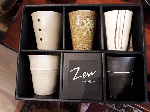 Set Bols japonais ZEN