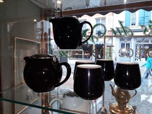 Théière sahara noir - 0,5 litre
