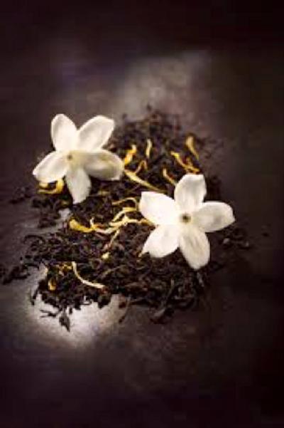 Thé noir de Chine - Fine Jasmin - 100 gr