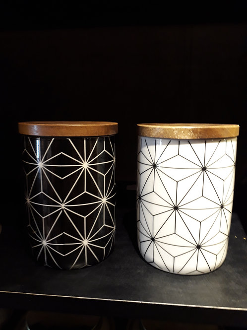 Boite porcelaine - pièce