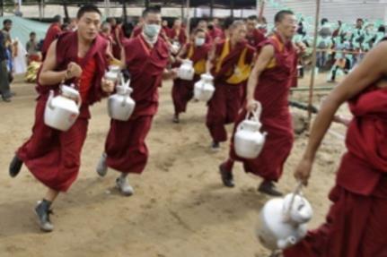 Thé du monde - Tibet - Thé des moines - 100 gr