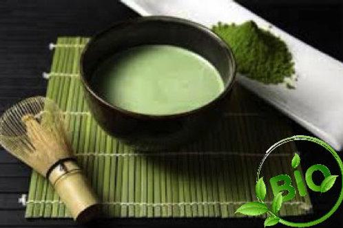 Thé vert - Matcha Bio du Japon - boite 30 g