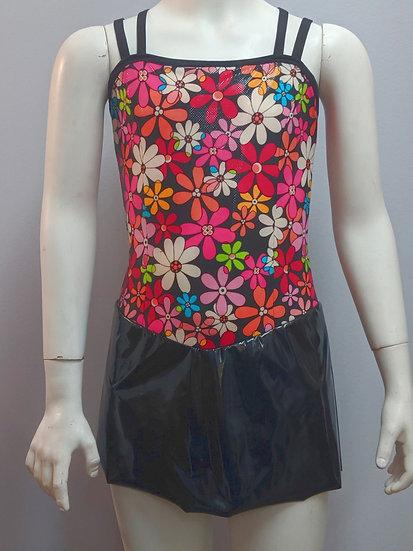 Flower-Power Skating Dress ($66 USD)