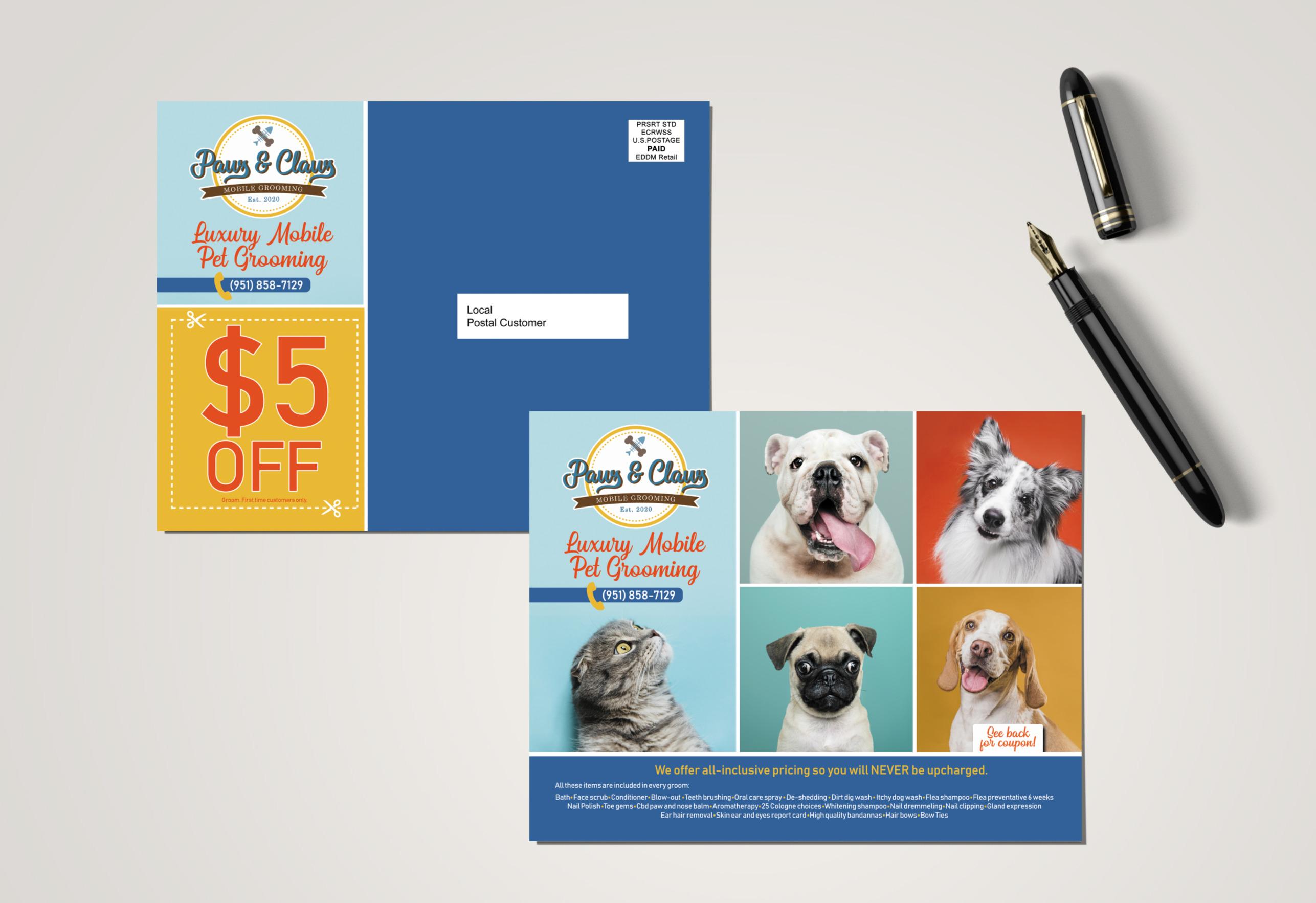 Print   Direct Mail