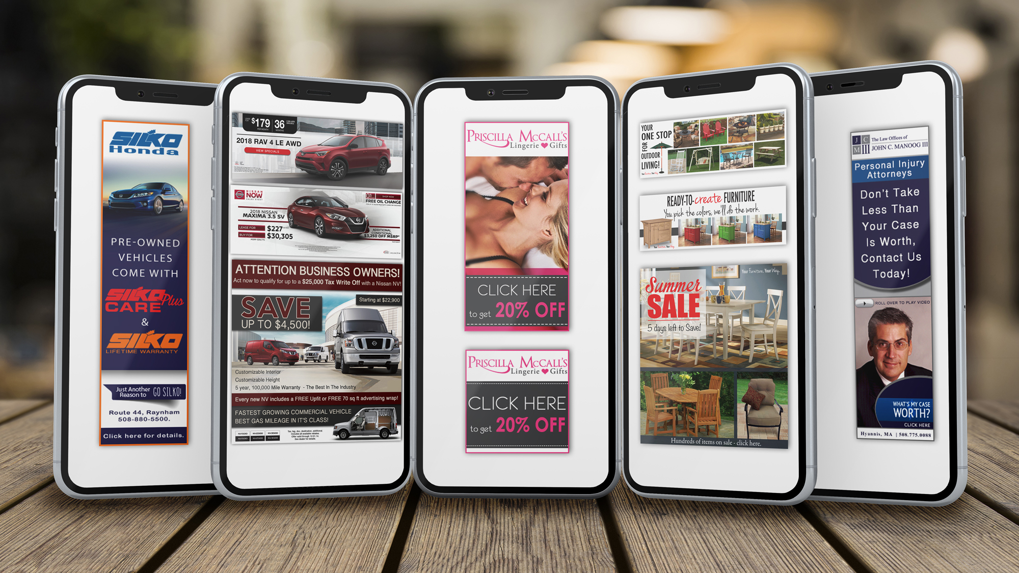 Digital   Banners and Ads